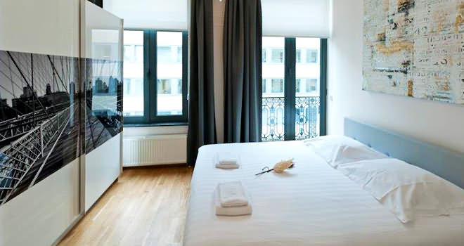 appartements h�tels Avenue Louise